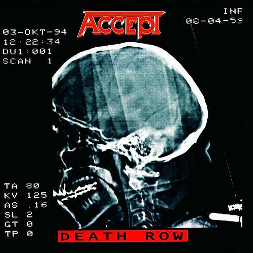 ACCEPT - DEATH ROW