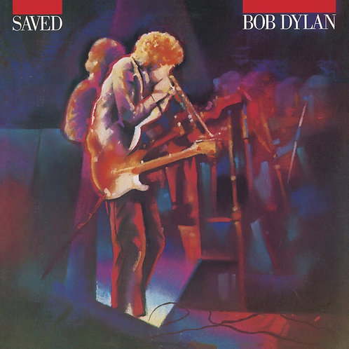 DYLAN , BOB - SAVED