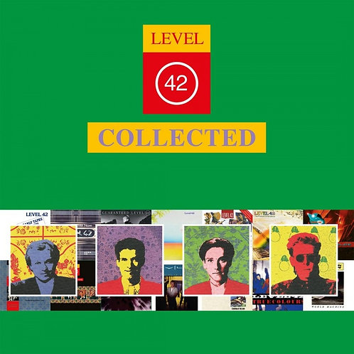 LEVEL 42 - COLLECTED