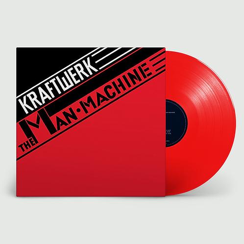 KRAFTWERK - MAN MACHINE (COLOURED VINYL)