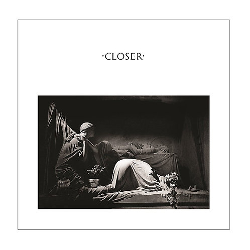 JOY DIVISION - CLOSER (COLOURED VINYL)