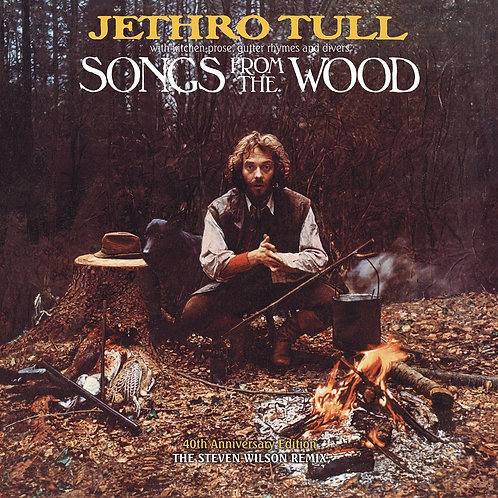 JETHRO TULL - SONGS FROM THE WOOD (STEVEN WILSON MIX)