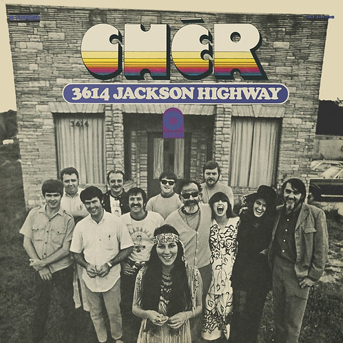 CHER - 3614 JACKSON HIGHWAY (EXPANDED) (COLOURED VINYL)