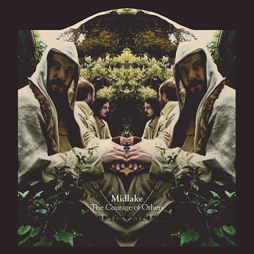 MIDLAKE - COURAGE OF OTHERS (COLOURED VINYL)
