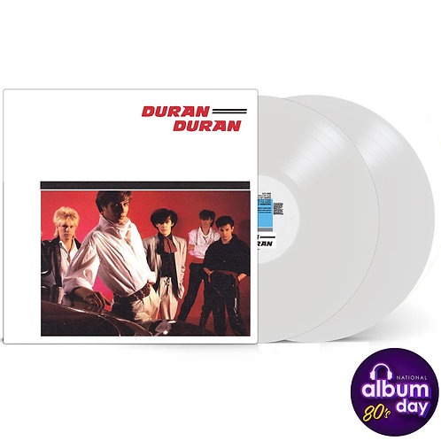 DURAN DURAN - DURAN DURAN (COLOURED VINYL)