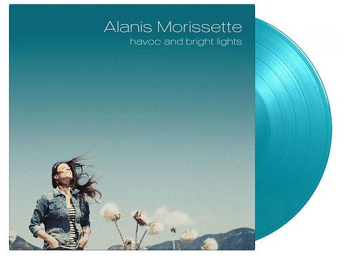 MORISSETTE , ALANIS - HAVOC AND BRIGHT LIGHTS (COLOURED VINYL)