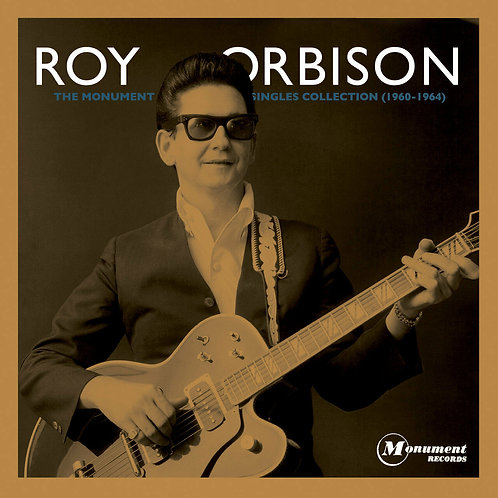 ORBISON, ROY - THE MONUMENT SINGLES COLLECTION