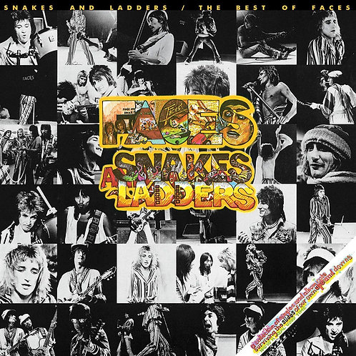 FACES - SNAKES & LADDERS: THE BEST OF