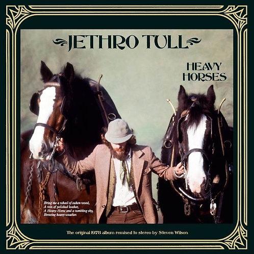 JETHRO TULL - HEAVY HORSES (STEVEN WILSON MIX)