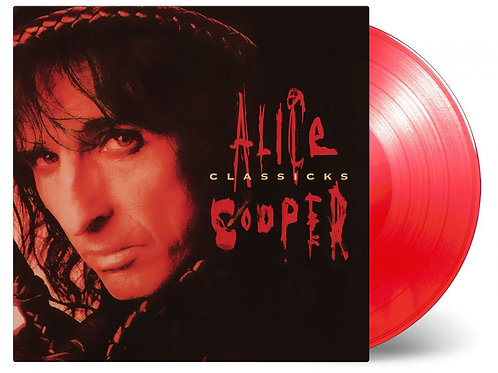 COOPER , ALICE - CLASSICKS (COLOURED VINYL)