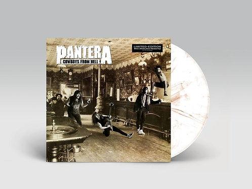 PANTERA - COWBOYS FROM HELL (COLOURED VINYL)