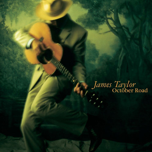 TAYLOR , JAMES - OCTOBER ROAD