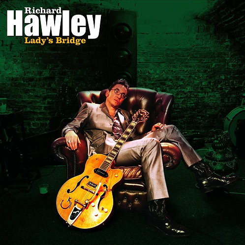 HAWLEY , RICHARD - LADY'S BRIDGE (COLOURED VINYL)