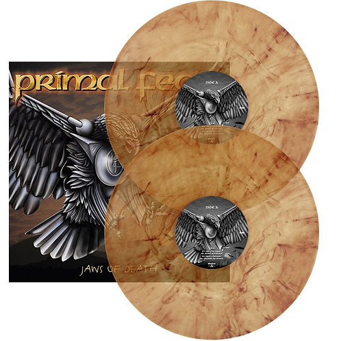 PRIMAL FEAR - JAWS OF DEATH (COLOURED VINYL)