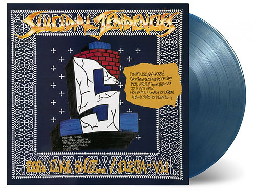 SUICIDAL TENDENCIES - CONTROLLED BY HATRED/FEEL LIKE SHIT...(COLOURED VINY