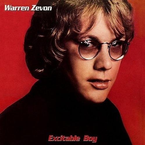 ZEVON, WARREN - EXCITABLE BOY