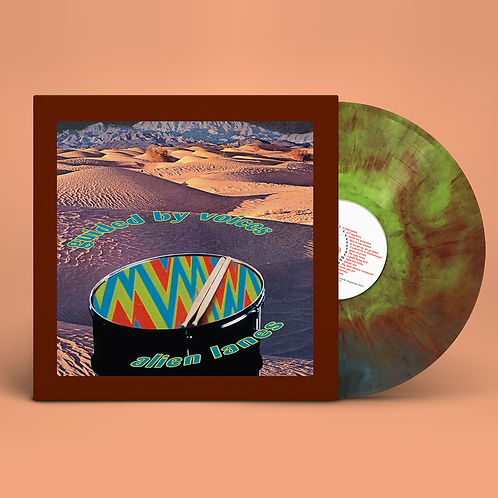 GUIDED BY VOICES - ALIEN LANES (COLOURED VINYL)