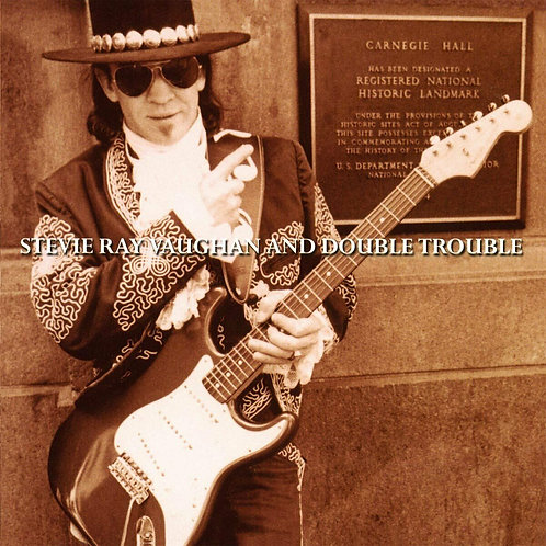 VAUGHAN , STEVIE RAY - LIVE AT CARNEGIE HALL