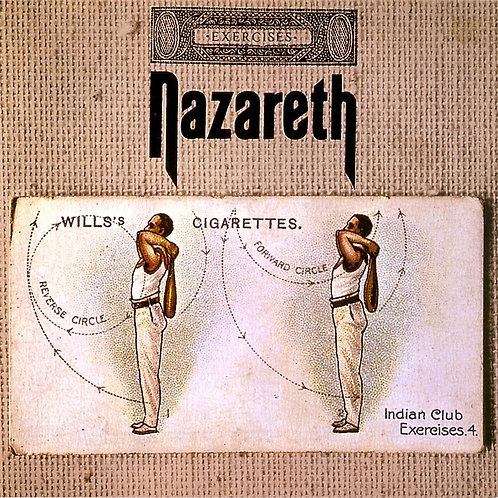 NAZARETH – EXERCISES (COLOURED VINYL)