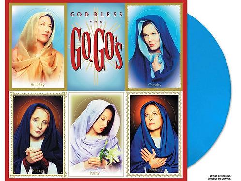 GO-GO'S - GOD BLESS THE GO-GO'S