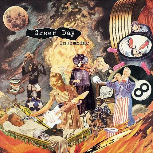 GREEN DAY - INSOMNIAC (ANNIVERSARY EDITION)