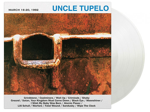 UNCLE TUPELO - MARCH 16-20, 1992 (COLOURED VINYL)