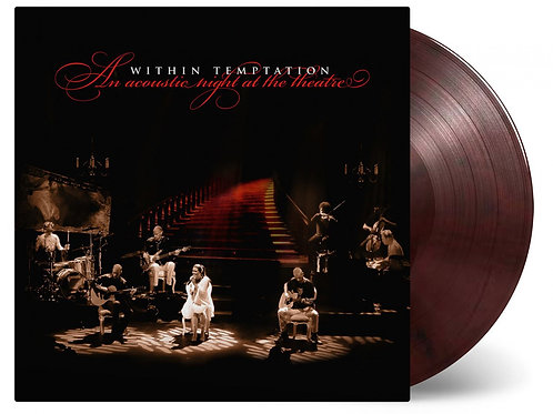 WITHIN TEMPTATION - AN ACOUSTIC NIGHT AT THE THEATRE (COLOURED VINYL)
