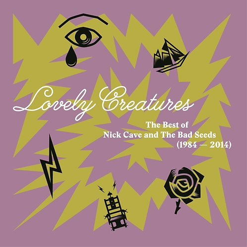 CAVE, NICK & THE BAD SEEDS - LOVELY CREATURES: THE BEST OF
