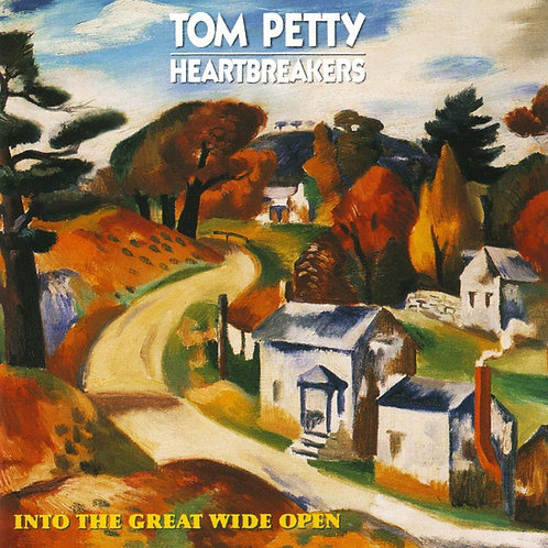 PETTY , TOM - INTO THE GREAT WIDE OPEN
