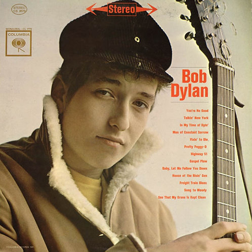 DYLAN , BOB - BOB DYLAN