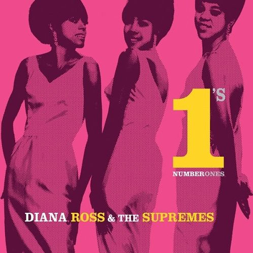 ROSS, DIANA & THE SUPREMES - NUMBER 1s