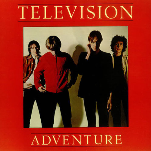 TELEVISION - ADVENTURE (COLOURED VINYL)