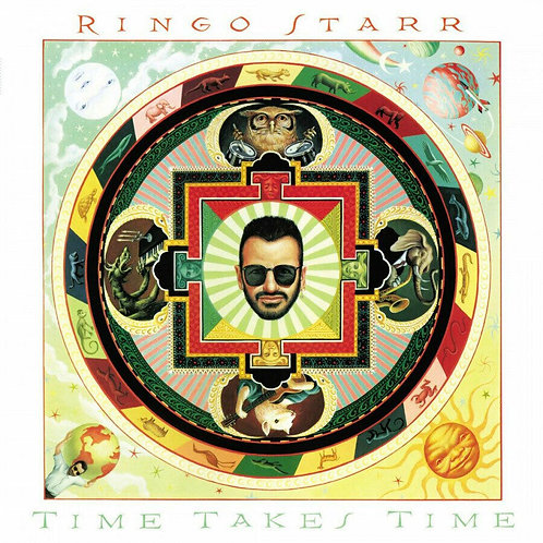 STARR, RINGO - TIME TAKES TIME