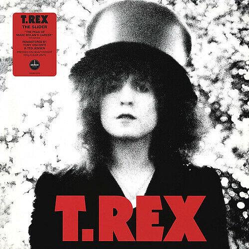 T REX - SLIDER (COLOURED VINYL)