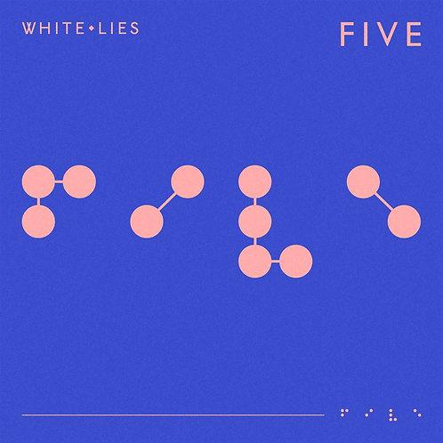 WHITE LIES – FIVE