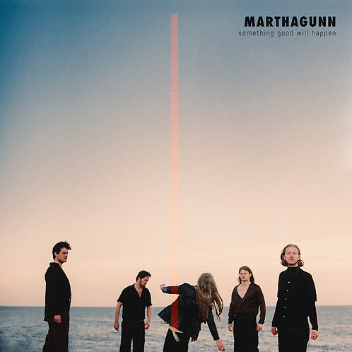 MARTHAGUNN - SOMETHING GOOD WILL HAPPEN (COLOURED VINYL)