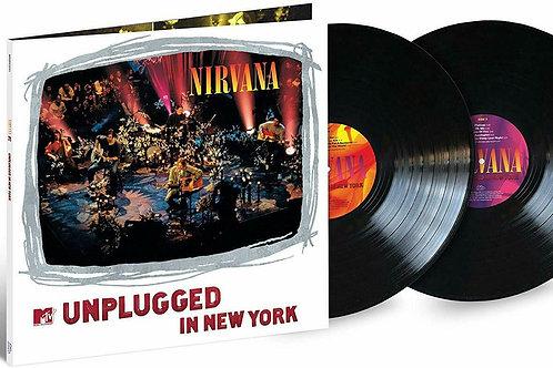 NIRVANA - MTV UNPLUGGED (EXPANDED)
