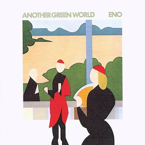 ENO , BRIAN - ANOTHER GREEN WORLD