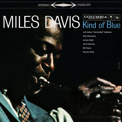 DAVIS, MILES - KIND OF BLUE (DELUXE)