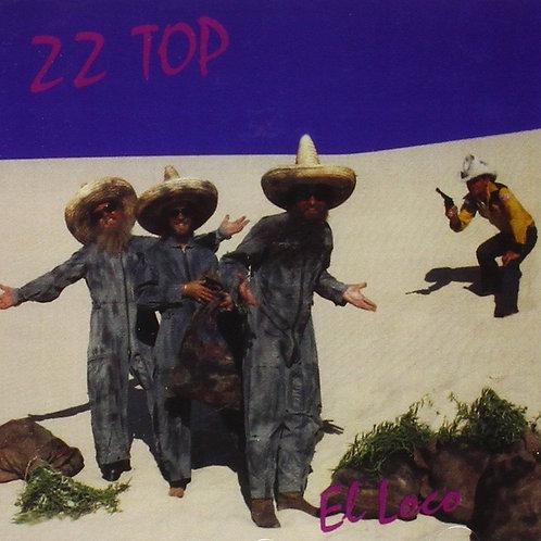 ZZ TOP - EL LOCO (COLOURED VINYL)