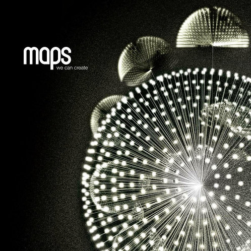 MAPS - WE CAN CREATE (COLOURED VINYL)
