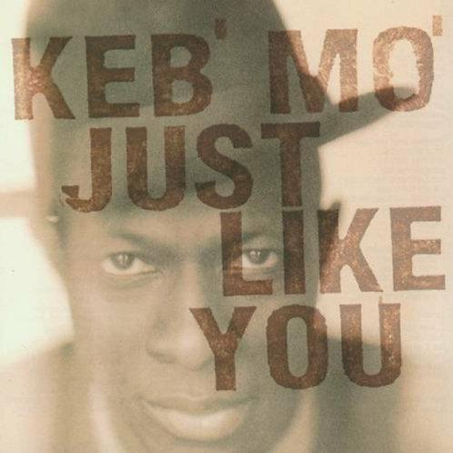 MO', KEB' - JUST LIKE YOU
