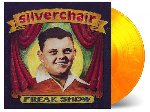 SILVERCHAIR - FREAK SHOW (COLOURED VINYL)