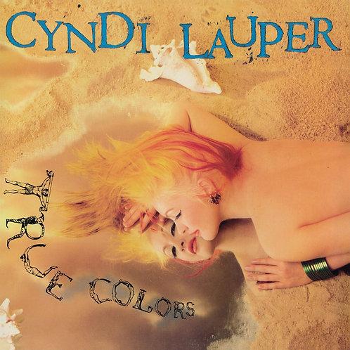 LAUPER , CYNDI - TRUE COLORS