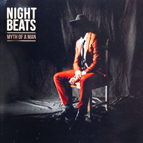 NIGHT BEATS - MYTH OF A MAN (COLOURED VINYL)