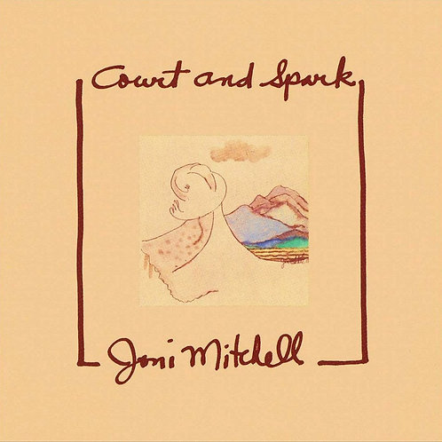 MITCHELL , JONI - COURT AND SPARK