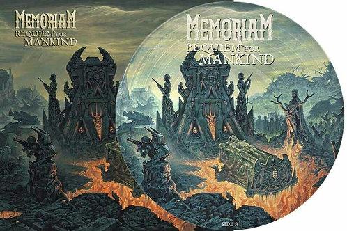 MEMORIAM - REQUIEM FOR MANKIND (PICTURE DISC)