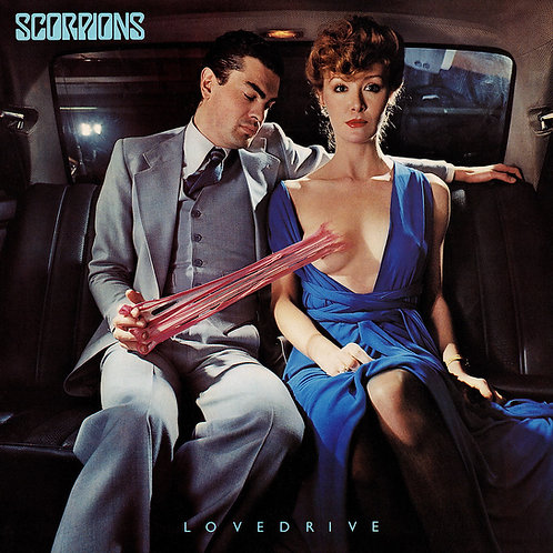SCORPIONS - LOVEDRIVE (DELUXE EDITION)