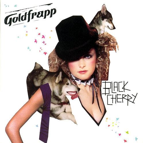 GOLDFRAPP - BLACK CHERRY (COLOURED VINYL)