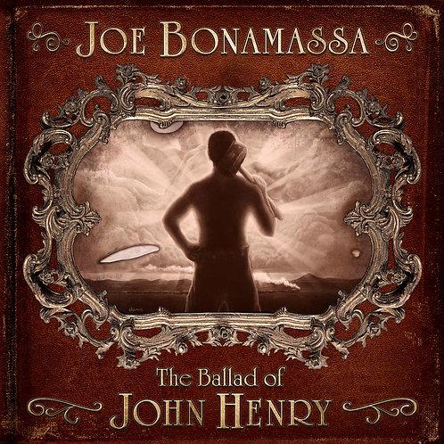 BONAMASSA , JOE - THE BALLAD OF JOHN HENRY